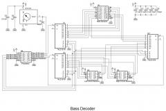 4. Bass Decoder Schematic