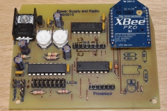 1. Circuit Boards - Power Supply and Radio