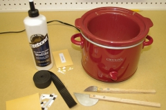 1. Crock Pot and Parts