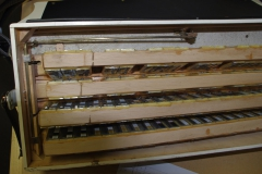 4. Treble Reeds Installed