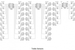 5. Treble Sensors Schematic