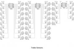 5. Treble Sensors Schematic