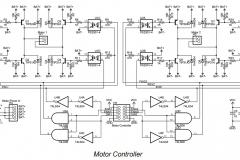 6. Schematic - Motor Controller
