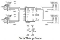 9. Schematic - Serial Debug Probe