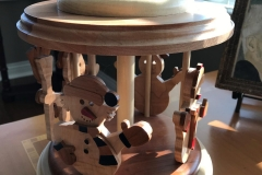 Merry Go Round Music Box 2