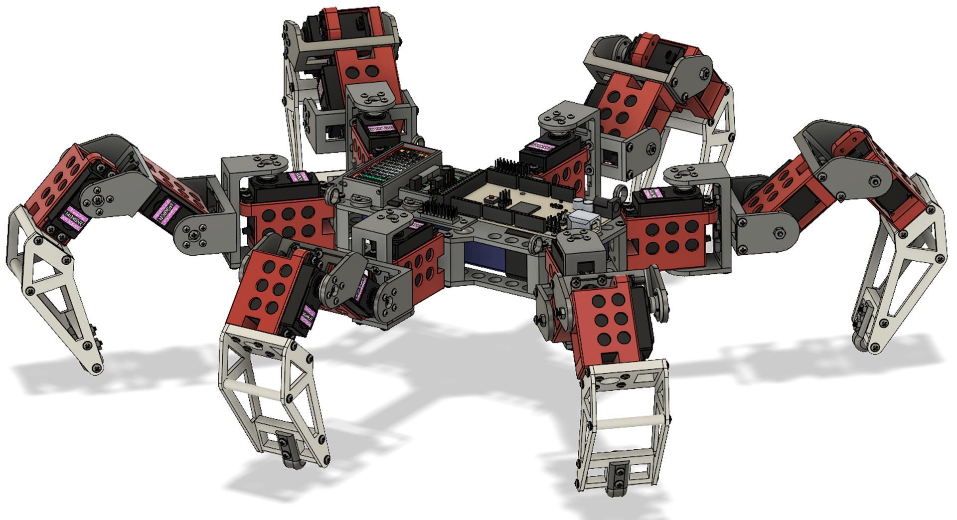 Hexapod Robot – markwtech