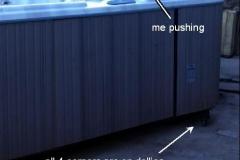 Hot Tub Moving 2