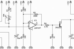 5. Power Supply Fan Controller Schematic