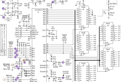 1. MIDI Interface Schematic