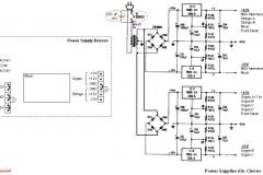3. Power Supply Schematic