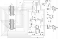 3. Internal Card Memory Schematic