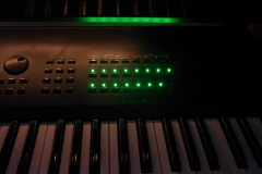 4. New Green LEDs Closeup