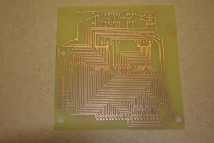 2. Sample RAM PCB Bottom