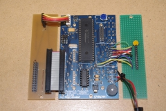 02. Floppy Emulator with Interface Boards Top