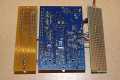 03. Floppy Emulator with Interface Boards Bottom