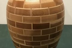 Large Segmented Vase 1