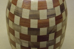 Segmented Vase (8 inches)