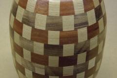 Segmented Vase (8 inches)