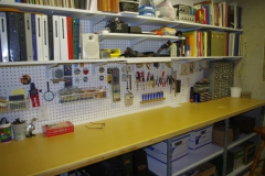 Workshop - Electronics Area 1