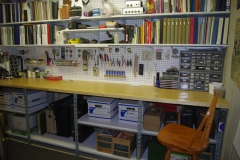 Workshop - Electronics Area 2