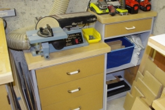 Workshop - Sanding Station
